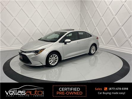 2020 Toyota Corolla LE (Stk: NP6990) in Vaughan - Image 1 of 27