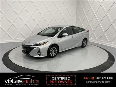 2020 Toyota Prius Prime Upgrade (Stk: NP160790) in Vaughan - Image 1 of 27