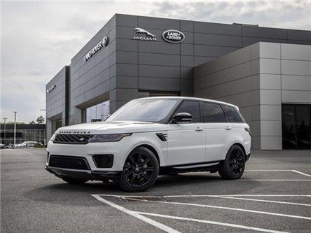 2020 Land Rover Range Rover Sport HSE MHEV (Stk: 21119A) in Ottawa - Image 1 of 20