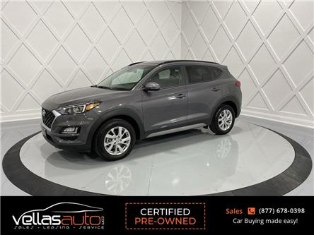 2020 Hyundai Tucson Preferred w/Sun & Leather Package (Stk: NP0385) in Vaughan - Image 1 of 30