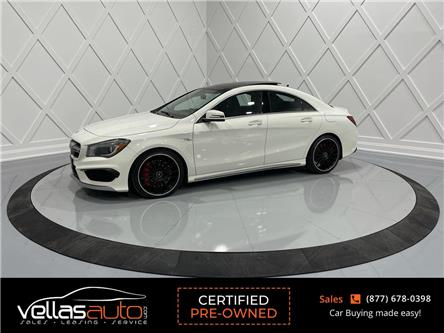 2015 Mercedes-Benz CLA-Class  (Stk: NP0501) in Vaughan - Image 1 of 30