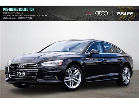 2019 Audi A5 45 Komfort (Stk: C8350) in Vaughan - Image 1 of 22