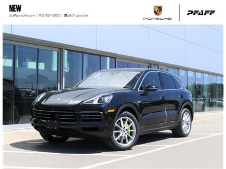 2021 Porsche Cayenne e-Hybrid (Stk: P16968) in Vaughan - Image 1 of 19