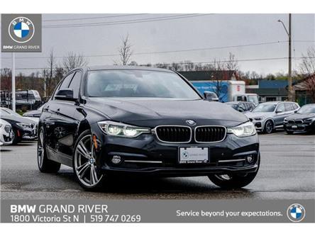 2017 BMW 330i xDrive (Stk: PW5847) in Kitchener - Image 1 of 24