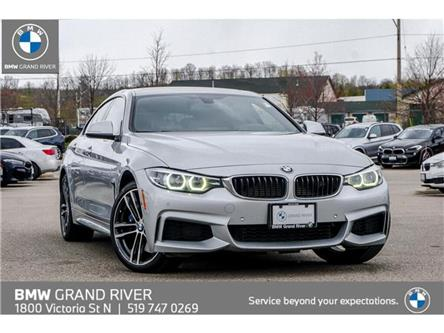 2018 BMW 440i xDrive Gran Coupe (Stk: PW5849) in Kitchener - Image 1 of 25