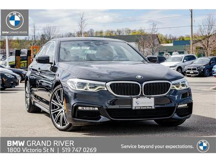 2017 BMW 540i xDrive (Stk: PW5848) in Kitchener - Image 1 of 25