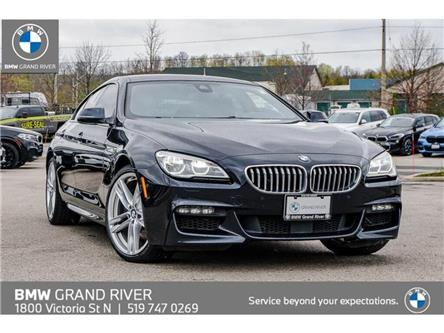 2017 BMW 650 Gran Coupe  (Stk: PW5863) in Kitchener - Image 1 of 27