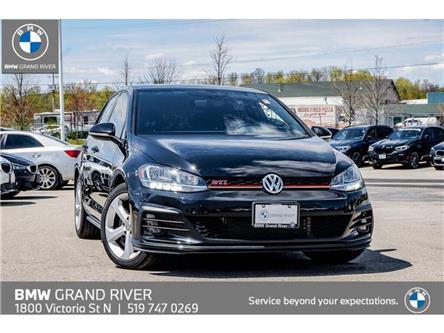 2019 Volkswagen Golf GTI 5-Door (Stk: PW5800B) in Kitchener - Image 1 of 20