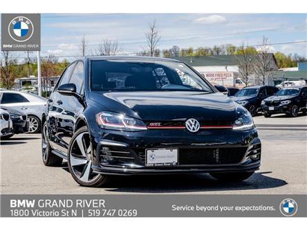 2019 Volkswagen Golf GTI 5-Door Autobahn (Stk: PW5824B) in Kitchener - Image 1 of 24