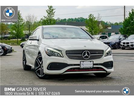 2018 Mercedes-Benz CLA 250 Base (Stk: PW5862A) in Kitchener - Image 1 of 25