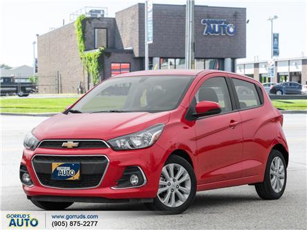 2017 Chevrolet Spark 1LT CVT (Stk: 794381) in Milton - Image 1 of 18