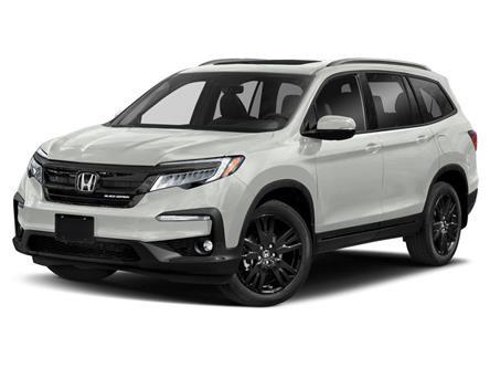2021 Honda Pilot Black Edition (Stk: P21065) in Orangeville - Image 1 of 9