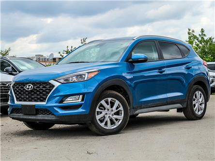 2020 Hyundai Tucson Preferred (Stk: UH07166) in Toronto - Image 1 of 2
