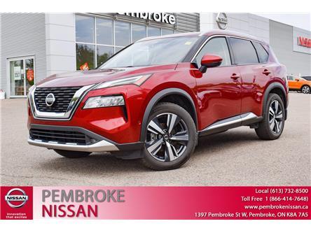 2021 Nissan Rogue Platinum (Stk: P226) in Pembroke - Image 1 of 30