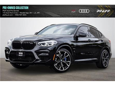 2020 BMW X4 M Competition (Stk: T19327A) in Woodbridge - Image 1 of 21