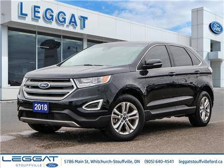 2018 Ford Edge SEL (Stk: P047) in Stouffville - Image 1 of 30