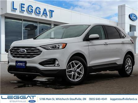 2021 Ford Edge SEL (Stk: 21D1031) in Stouffville - Image 1 of 27