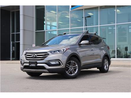 2018 Hyundai Santa Fe Sport 2.4 Luxury (Stk: A2053) in London - Image 1 of 23