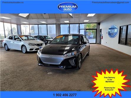 2019 Hyundai Ioniq EV Preferred (Stk: 048552) in Dartmouth - Image 1 of 24
