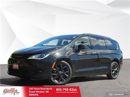 2019 Chrysler Pacifica Limited (Stk: 214021) in Essex-Windsor - Image 1 of 30