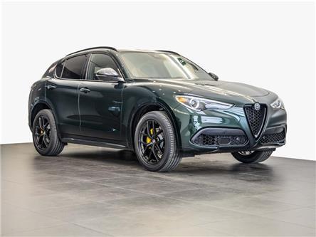 2021 Alfa Romeo Stelvio ti (Stk: 1145) in Ottawa - Image 1 of 21