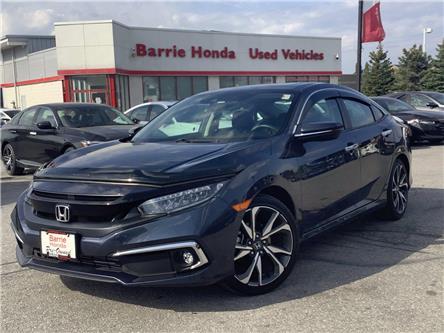 2020 Honda Civic Touring (Stk: 11-U20080) in Barrie - Image 1 of 25