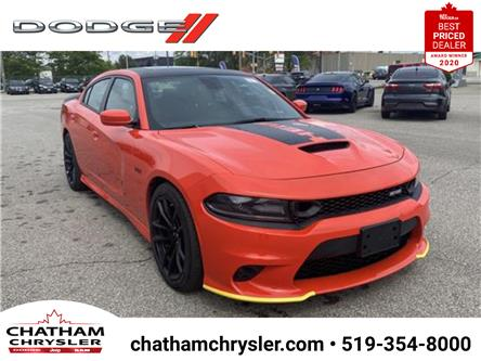 2021 Dodge Charger Scat Pack 392 (Stk: N05049) in Chatham - Image 1 of 26