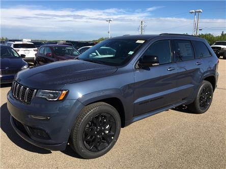 2021 Jeep Grand Cherokee Limited (Stk: 21GH1196) in Devon - Image 1 of 11