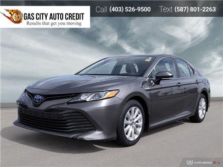 2019 Toyota Camry Hybrid LE (Stk: MC6749A) in Medicine Hat - Image 1 of 25