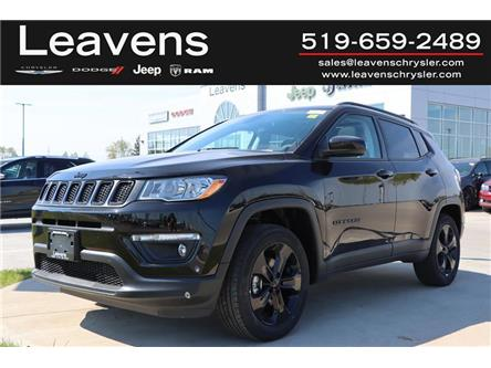 2021 Jeep Compass Altitude (Stk: LC21176) in London - Image 1 of 22