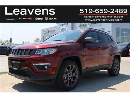2021 Jeep Compass North (Stk: LC21247) in London - Image 1 of 25