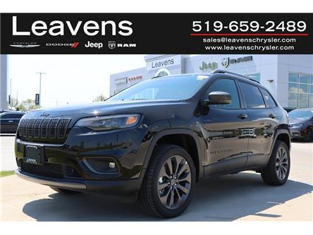 2021 Jeep Cherokee North (Stk: LC21249) in London - Image 1 of 25