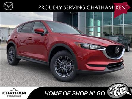 2021 Mazda CX-5 GS (Stk: NM3489) in Chatham - Image 1 of 22