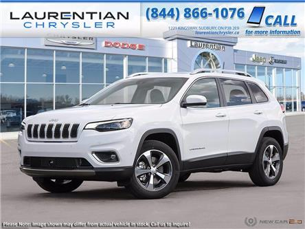2021 Jeep Cherokee Limited (Stk: 21011) in Greater Sudbury - Image 1 of 21