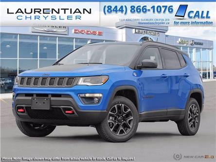 2021 Jeep Compass Trailhawk (Stk: 21030) in Greater Sudbury - Image 1 of 23