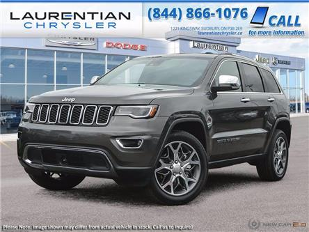 2021 Jeep Grand Cherokee Limited (Stk: 21073) in Greater Sudbury - Image 1 of 23