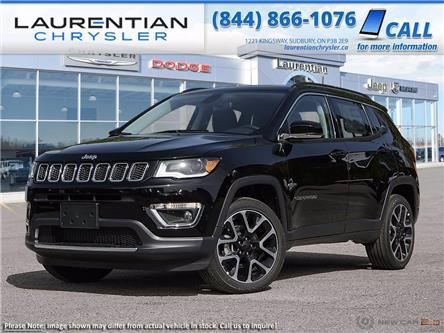2021 Jeep Compass Limited (Stk: 21067) in Greater Sudbury - Image 1 of 23