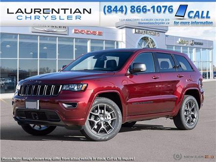 2021 Jeep Grand Cherokee Limited (Stk: 21171) in Greater Sudbury - Image 1 of 23