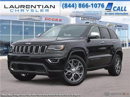2021 Jeep Grand Cherokee Limited (Stk: 21207) in Greater Sudbury - Image 1 of 23