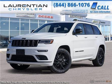 2021 Jeep Grand Cherokee Limited (Stk: 21235) in Greater Sudbury - Image 1 of 23