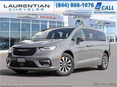 2021 Chrysler Pacifica Hybrid Touring L Plus (Stk: 21249) in Greater Sudbury - Image 1 of 23