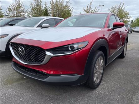 2021 Mazda CX-30 GS (Stk: 259081) in Surrey - Image 1 of 5