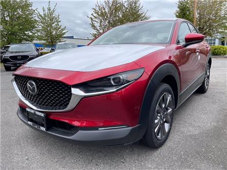 2021 Mazda CX-30 Premium (Stk: 258879) in Surrey - Image 1 of 5