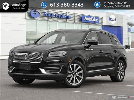 2019 Lincoln Nautilus Select (Stk: A0709) in Ottawa - Image 1 of 28