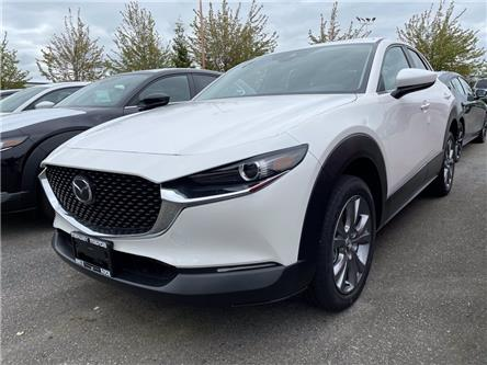 2021 Mazda CX-30 GS (Stk: 260146) in Surrey - Image 1 of 5