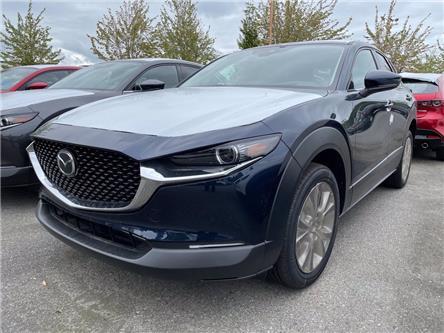 2021 Mazda CX-30 Premium (Stk: 258769) in Surrey - Image 1 of 5