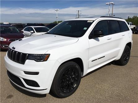 2021 Jeep Grand Cherokee Limited (Stk: 21GH1197) in Devon - Image 1 of 11