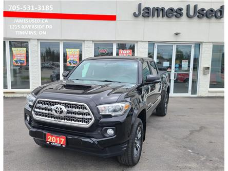 2017 Toyota Tacoma SR5 (Stk: P02936) in Timmins - Image 1 of 15