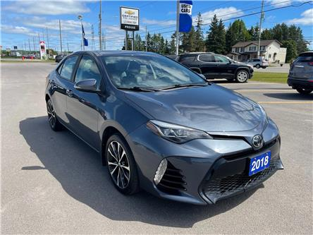 2018 Toyota Corolla  (Stk: 5241-21AA) in Sault Ste. Marie - Image 1 of 12