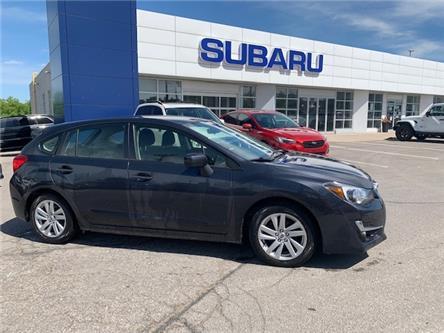 2016 Subaru Impreza 2.0i Touring Package (Stk: S21007B) in Newmarket - Image 1 of 11